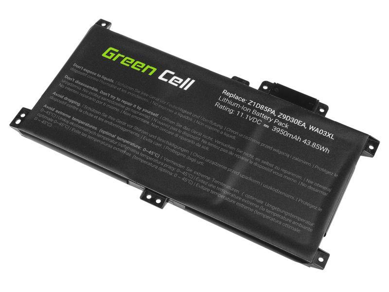 Green Cell Bateria do HP Pavilion x360 / 11,1V 3950mAh HP138 zdjęcie 2
