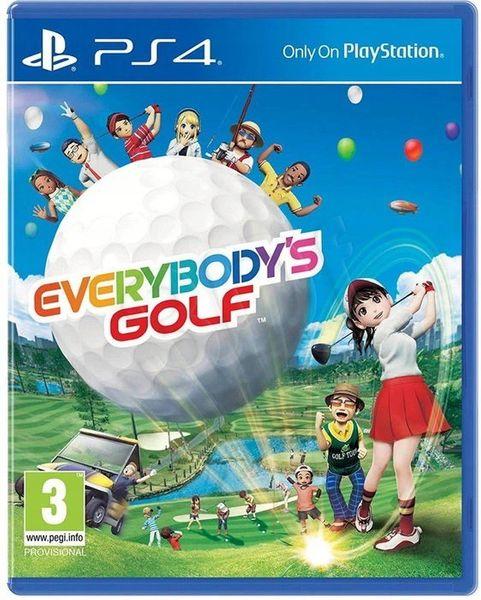 Everybodys Golf PL PS4 na Arena.pl