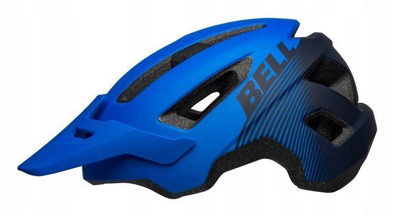 Kask BELL VERT black dark blue uniwersalny 54-61cm