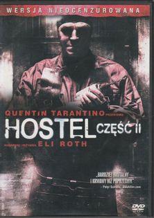 Hostel 2 wersja nieocenzurowana DVD