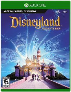 Gra Disneyland Adventures Pl (Xone)