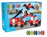 CLICS Klocki Hero Squad Fire Brigade 127 el.