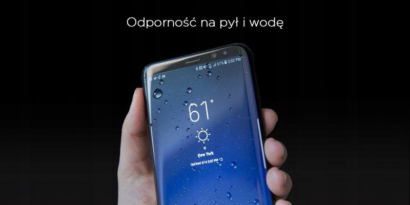 SAMSUNG GALAXY S8 64GB SM-G950F BLACK CZARNY FV23% zdjęcie 2