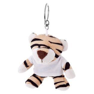 Pluszowy tygrys, brelok | Orson