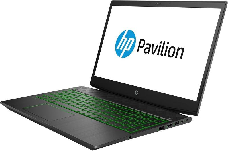 HP Pavilion Gaming 15 FullHD IPS Intel Core i5-8300H 16GB DDR4 512GB SSD NVMe NVIDIA GeForce GTX 1050 Ti 4GB Windows 10 zdjęcie 9