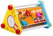 Drewniana zabawka edukacyjna ECOTOYS