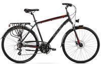 """Rower Romet Wagant 2 M (19"""") Czarno- czerwony"""