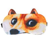 Opaska Maska Oczy Pieseł Spania Pies Sen Światła