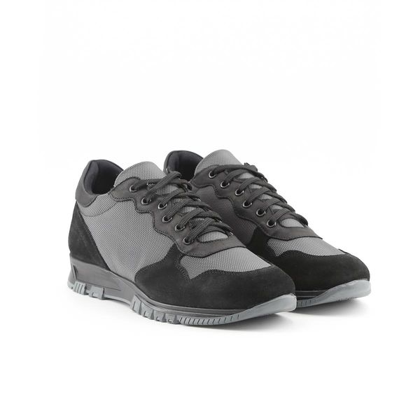 Made in Italia sportowe buty męskie czarny 45 zdjęcie 12