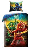 Pościel licencyjna Lego Ninjago 140x200 Halantex