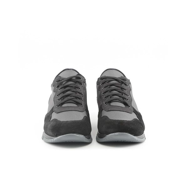Made in Italia sportowe buty męskie czarny 45 zdjęcie 11