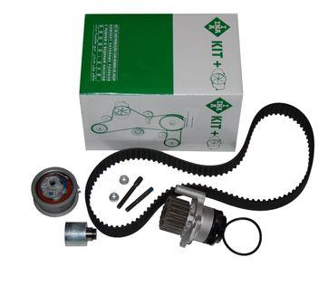 INA rozrząd + pompa wody AUDI A3 Sportback 8P 1.9 TDI 105KM 530020133