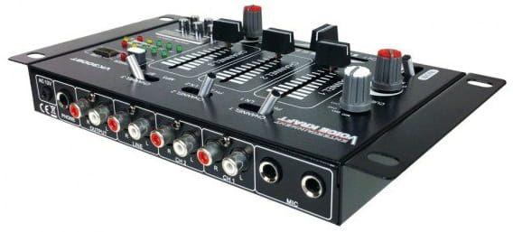 Mikser z bluetooth, USB I mic. Voice Kraft VK-300BT zdjęcie 3