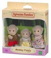 Sylvanian Families Rodzina małpek