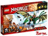 LEGO® 70593 Ninjago - Zielony smok NRG