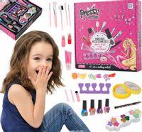 Kosmetyki Dla Dzieci Zestaw Do malowania makijażu Z86