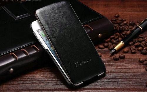 Etui z Klapką Skórzane Case do iPhone 12 Pro Max na Arena.pl