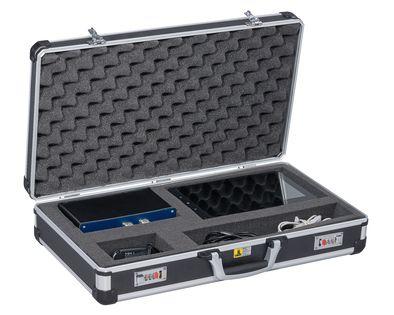 Walizka z wypełnieniem piankowym - 605x370x145 mm