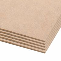 8718475621676 1p Tablice plakatowe DIN A1, 10 szt., płyta HDF, 841x594x3 mm