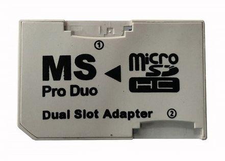 CR-5400 adapter Micro SD na Memory Stick Pro DUO