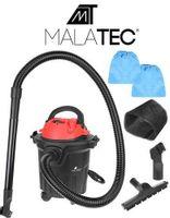 Odkurzacz przemysłowy 15L 1600W Malatec