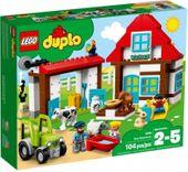 Lego polska DUPLO Przygody na farmie
