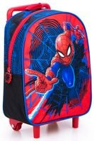Torba walizka na kółkach Spider-Man Licencja Marvel (SM907026)