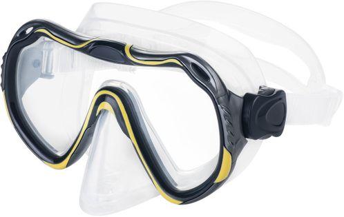 Maska do nurkowania JAVA Kolor - Nurkowanie - Maski - 18 - żółty