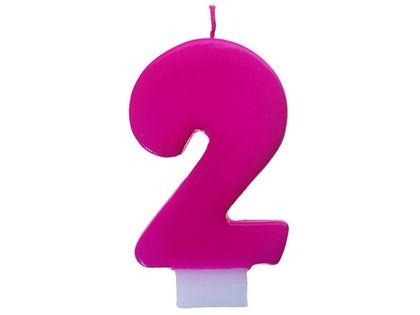 Świeczka na tort cyfry 1,2,3,4,5,6,7,8,9,0