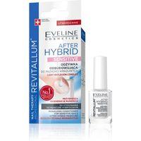 Eveline Cosmetics Nail Therapy Professional Revitallum After Hybrid Sensitive Odżywka Odbudowująca Do Paznokci Wrażliwych 12Ml