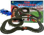 Duży TOR Wyścigowy Elektryczny 420 cm + 2 Auta