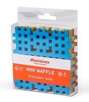 Klocki Mini Wafle Podstawa Marioinex