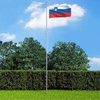 Flaga Słowenii, 90x150 cm