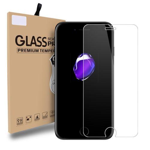 TWARDE SZKŁO HARTOWANE 9H iPhone 7 4.7' 2.5D na Arena.pl