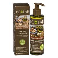 EcoLab Arganowy olejek do włosów - regenerujący