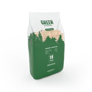 "Pellet ""Pan Groszek Green"" 975 kg"