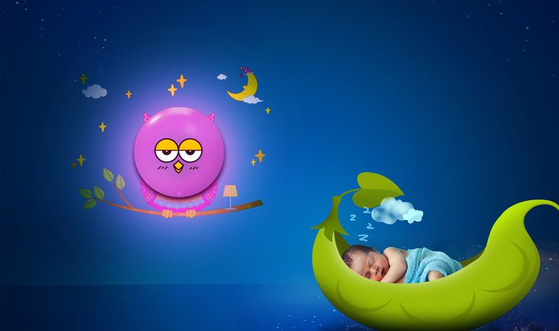 Lampka dziecięca LED zdjęcie 8