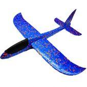 Samolot styropianowy Szybowiec Rzutka Duży 47x49 CM