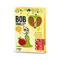 Bob Snail  Przekąska owocowa ślimak   jabłko gruszka 60g