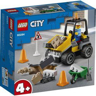 LEGO City 60284 Pojazd do robot drogowych