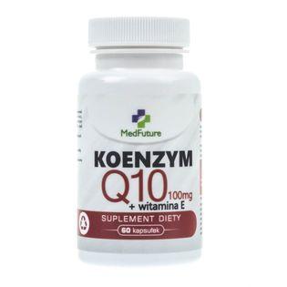 MedFuture Koenzym Q10 100 mg - 60 kapsułek
