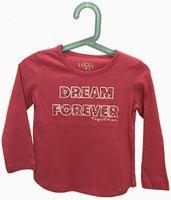 LOSAN 187951 T-Shirt dziewczęcy rozmiar 3