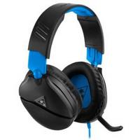 Zestaw słuchawkowy Turtle Beach Recon 70 pro PS4 Pro/PS4 (TBS-3555-02) Czarny/Niebieski