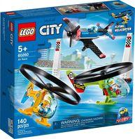 Klocki City Powietrzny Wyścig  60260