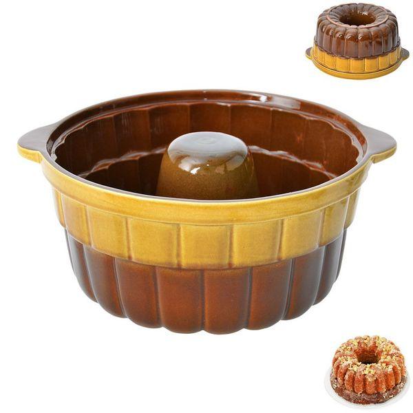 Forma ceramiczna na babkę do babki zdjęcie 1