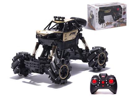 Samochód Rc Drift Rock Crawler Metal 1:14 Złoty