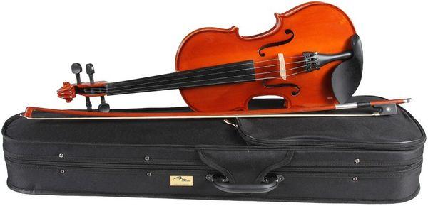 Skrzypce 4/4 M-tunes No.100 drewniane - uczniowskie