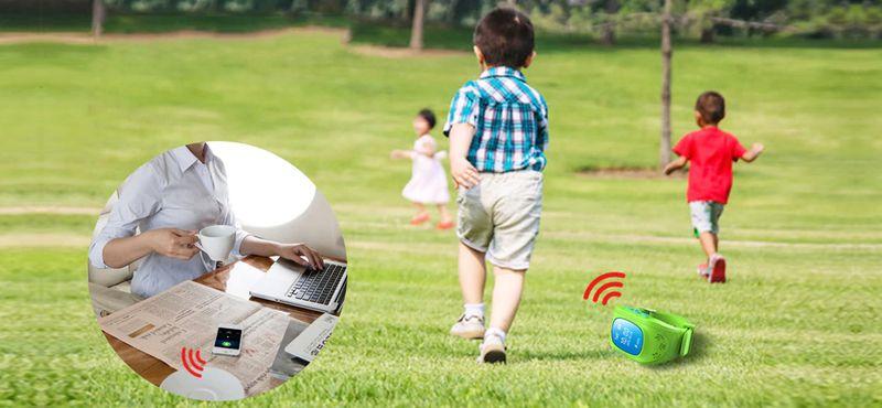 SmartWatch zegarek dla dzieci z lokalizatorem GPS SIM T266 zdjęcie 6
