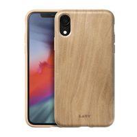 Laut PINNACLE - Etui iPhone XR z prawdziwego drewna (Cherry Wood)