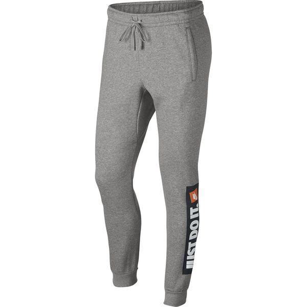 Spodnie męskie Nike M NSW HBR Jogger FLC szare 928725 063 XL